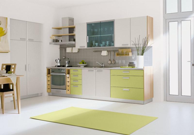 Hortenzija kuhinje svea Katero kuhinjo